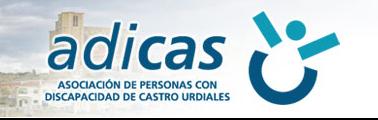 Nuevo LOGO de Adicas (cabecera de su página WEB)