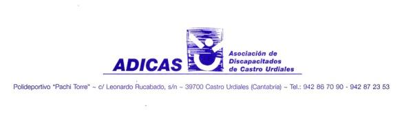 Logo para Adicas; primavera de 1.999